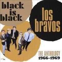 LOS BRAVOS - BLACK IS BLACK: THE ANTHOLOGY 1966-1969 * USED - VERY GOOD CD