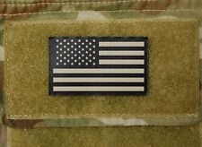 Mini-Small US IR Flag Patch Tan & Black NSWDG CAG NSW DEVGRU SFOD-D Infrared