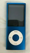 Apple A1285 MB732LL iPod Nano 8 GB Chromatic Blue