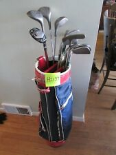 (HS139) MRH  set MacGregor  4-PW 3 woods Hybrid putter bag $85.00 free shipping