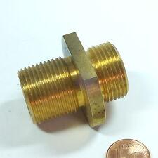 VDO ANSCHLUSSTÜCK HEAVY DUTY  GEWINDE M22x1,5  -  innen 12,5mm metall  95gramm