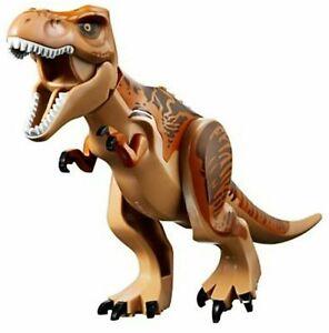 LEGO 10758 T-Rex FIGURE ONLY Jurassic World Dinosaur Juniors RARE