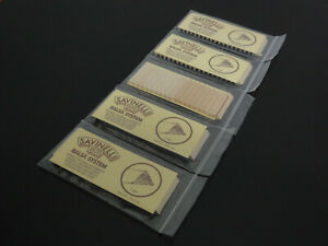 5 Pack(100 filters) 6mm Savinelli Balsa System Pipe Cigarette Holder Filter #341