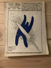 Rare Sci-Fi Fanzine 1953 SCIENCE FANTASY BULLETIN #13 Harlan Ellison Silverberg