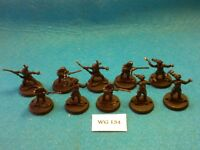 Wargames - 28mm, Indios de la Guerra de Independencia Americana x10 - WG134