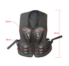 Motorcycle KidS Body Armour Armor Jacket Guard Bike Motocross Protective Gear