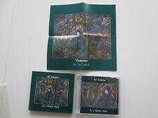 SOL INVICTUS IN A GARDEN GREEN CARDBOARD SLEEVE + POSTER CD DEATH IN JUNE COIL