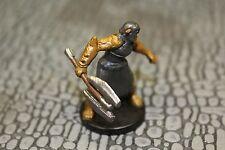 Bugbear w/battle axe 17/45 Dungeons & Dragons Miniatures D&D Monster Menagarie 2