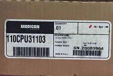MODICON 110-CPU-311-03 NIB 110CPU31103 CPU MODULE DC-PS 16-24VDC
