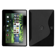 For Blackberry Playbook Black (S Shape) Candy Skin Case Cover