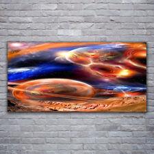Wandbilder Glasbilder Druck auf Glas 120x60 Abstrakt Weltall