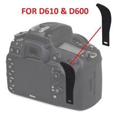 Rear Back Cover Thumb Rubber Grip Replacement Part Nikon D610 & D600 Camera