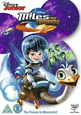 Miles From Tomorrow - Let's Rocket (DVD) (2016)