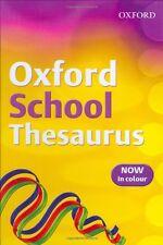 OXFORD SCHOOL THESAURUS,Hachette Children's Books- 9780199115358