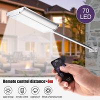 Eg _ Ee _ Fa- LED Solaire Mouvement Capteur Léger IP65 Étanche Extérieur Jardin