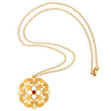 "Handmade 30"" Chain Pendant Necklace Bridesmaid Wedding Fashion Jewelry"