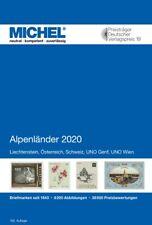 Michel Europa Katalog Alpenländer 2020, kostenfreier Versand in Deutschland Neu