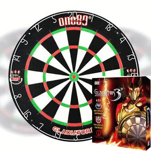 One80 Gladiator 3+ Professional Standard Dartboard