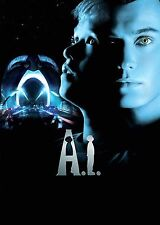 "Artificial Intelligence: AI Movie Poster 18"" x 28"" ID:2"