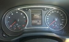 Audi A1 8X Dash Instrument Cluster Speedo Speedometer Continental 8X0920930X RUB