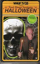 WNUF TV-28 Presents: Frank Stewart Investigates Halloween Tape Terror Vision