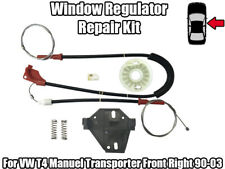 1x Window regulator Repair Kit For VW T4 Manuel Transporter Front Righ 90-03