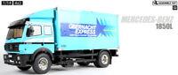 Tamiya 56307 Mercedes 1850L - Radio Control Self Assembly Truck Lorry Kit 1:14