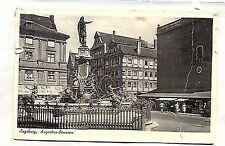 D 163 - Augsburg, Augustus - Brunnen, Feldpost 1941 gl.