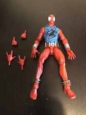 """Marvel Legends Hasbro BAF Spider-man SCARLET SPIDER 6"""" InchAction Figure"""