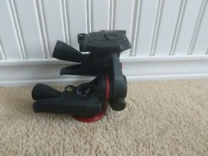 Manfrotto MHXPRO-3WG XPRO Geared Quick Release Head, Black Used
