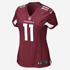 NEW! [M] #11 Nike® Women's Home Jersey NFL Arizona Cardinals Larry Fitzgerald