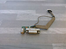 FUJITSU SIEMENS AMILO A3667G Modulo Conector DVI & S-Video Connector 35GCP7100