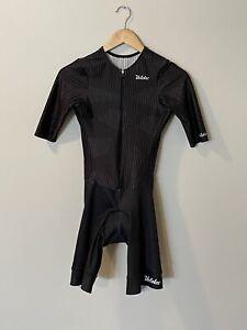 Velotec Cycling Short Sleeve Speedsuit- Mens Medium