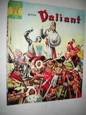 PRINCE VALIANT  n° 5 - fevrier 1966 - Le superbe capitaine -  H. FOSTER