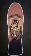 "Alva Craig Johnson replica Skateboard Deck Shaped Sticker over 7"""