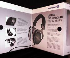 New Beyerdynamic DT 770 Pro 80 Ohm Closed Back Studio wired Germany Headphones