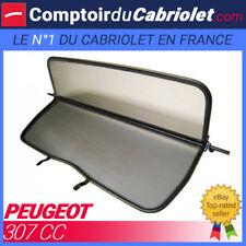 Filet anti-remous saute-vent, windschott Peugeot 307 CC cabriolet - TUV