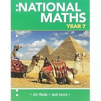 National Maths Year 7 - NEW! | Australian curriculum