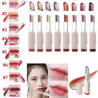 Korean Two Tone Tint Lipstick V Cutting Moisturzing Nourishing Lipstick Balm Lip
