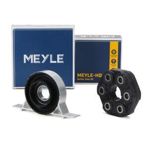 MEYLE Mittellager + HD Gelenkscheibe Hardyscheibe für BMW 3er E46 5er E39 Z4 E85