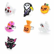 Fashion Ghost Multi-style Punk Rock Funny Party Ring Jewelry Halloween