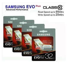 Samsung EVO Plus 32GB micro SD SDHC 95MB/s microSDHC Memory Card w/ SD Adapter