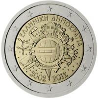 Grecia 2012 Ume Decenal Unión Monetaria