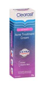 Clearasil Ultra Cream Acne Treatment Extra 20g
