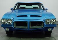 1 GTO Pontiac Built 1970s Sport Car Race 25 Vintage 12 Carousel Blue 24 Model 18