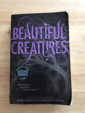Beautiful Creatures, by Kami Garcia And Margaret Stohl, Paperback