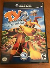 Ty the Tasmanian Tiger 2: Bush Rescue (Nintendo GameCube, 2004) Complete Game