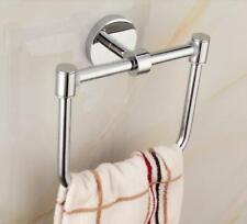 Bathroom Hand Towel Ring Rack Holder Bath Clothes Accessories Hanger Wall Mount