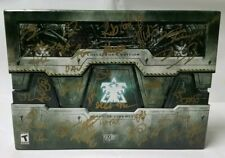 StarCraft II 2 Wings of Liberty Collector's Edition Signed by Dev Team
