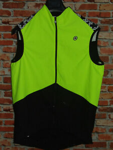 Bike Cycling Jersey Maillot Shirt Cyclism Sleeveless ASSOS Mille Gt Size Xlg